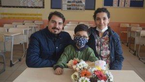 Dünya matematik şampiyonu Hakkari'den çıktı