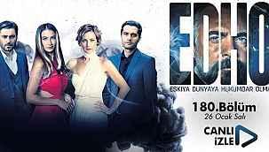 EDHO 180. bölüm (Eşkıya Dünyaya Hükümdar Olmaz) - EDHO son bölüm full izle, tek parça! ATV, YouTube 26 Ocak 2021! Hızır, Ceylanı korumak için sahnede!