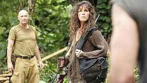 Efsane dizi Lost'un Danielle Rousseau'su yaşamını yitirdi