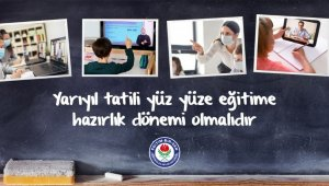 """Eğitim Bir-Sen: """"Yarıyıl tatili yüz yüze eğitime hazırlık dönemi olmalıdır"""""""