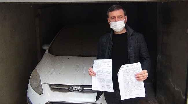 Eksper anlayamadı, aldığı aracın ağır hasarlı olduğu satınca ortaya çıktı - Bursa Haberleri