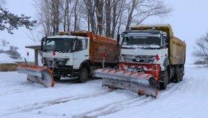 Erzincan ve Erzurum'da karla karışık yağmur ve kar bekleniyor