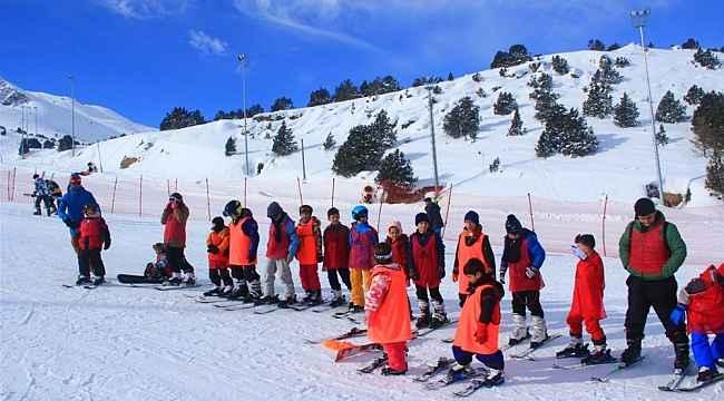 Erzincan'da kayak temel eğitim kursu açılacak