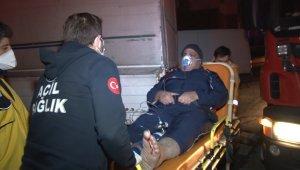 İstanbul'da 26 katlı binanın 6'ncı katında doğalgaz patlaması: 5 yaralı