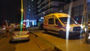 Esenyurt'ta otelin 8'inci katından aşağıya düşen 17 yaşındaki genç kız hayatını kaybetti