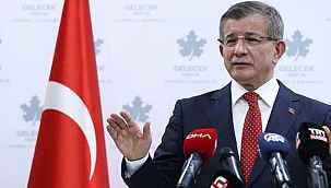 FOX TV'ye konuşan Davutoğlu, Özdağ üzerinden Cumhurbaşkanı Erdoğan ve Bahçeli'ye eleştirdi