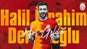 Galatasaray, Halil Dervişoğlu'nu transfer ettiğini açıkladı