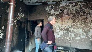 Gaziantep'te yangın: 2 ölü