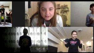 Geleceğin olimpiyat şampiyonlarına online eğitim