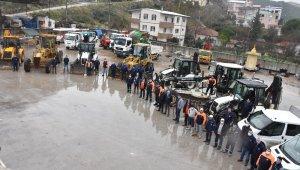 Gemlik Belediyesi ekipleri kışa hazır - Bursa Haberleri