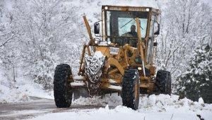 Gemlik'te kar ulaşıma engel değil - Bursa Haberleri