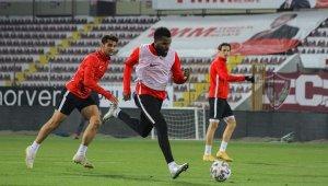 Hatayspor, M. Başakşehir maçının hazırlıklarına başladı
