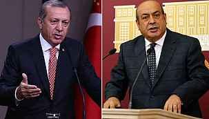 HDP'li Kaplan'dan Cumhurbaşkanı Erdoğan'a küstah tehdit