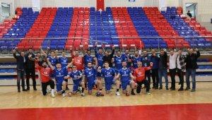 Hentbol Ligi: Karabük Yenişehir GSK: 37- Hatay Büyükşehir Bld. SK: 31