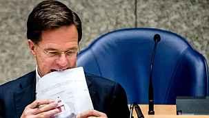 Hollanda hükümeti çocuk yardımı skandalı nedeniyle istifa etti