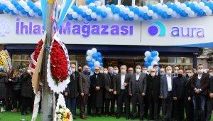 İhlas Mağazası'nın 105'inci şubesi Ankara'da açıldı