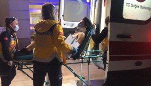 İki aile arasında çıkan alacak verecek kavgası: 2 yaralı
