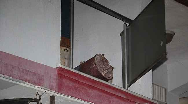 İkinci kattan düşen yaşlı kadın hayatını kaybetti