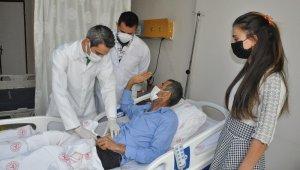 İl Sağlık Müdürü ameliyata girdi, Şırnak'ta ilk kez prostat kanseri ameliyatı yapıldı