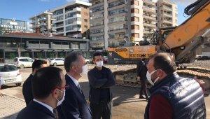 İnegöl Belediye Başkanı Alper Taban, İzmir depremi sonrası çalışmaları yerinde inceledi - Bursa Haberleri