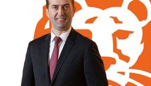 ING Türkiye'de üst düzey atama