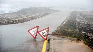 İspanya'yı Hortense fırtınası vurdu