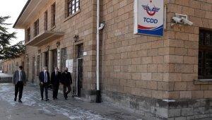 """Isparta Belediye Başkanı Başdeğirmen: """"En büyük isteğimiz Pamukkale Ekspresi'nin tekrar çalışmaya başlamasıdır"""""""