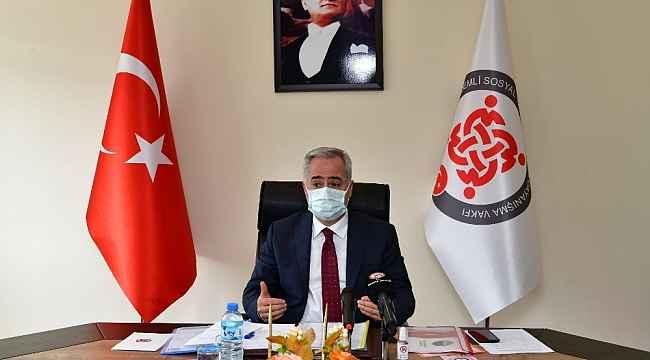 """Isparta Valisi Seymenoğlu: """"Bazı köylerimizde vak'a sayıları ciddi şekilde artışa geçti"""""""