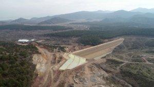 Isparta'da 25 bin 400 dekar tarım alanı suyla buluşacak