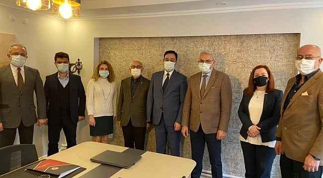 Isparta'da 27 avukat bir araya gelerek arabuluculuk merkezi kurdu
