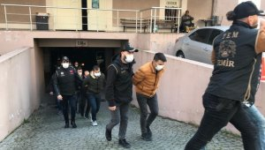 İzmir merkezli FETÖ operasyonda 40 tutuklama daha