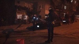 İzmir'de silahlı kavga: 1'i kadın 4 yaralı