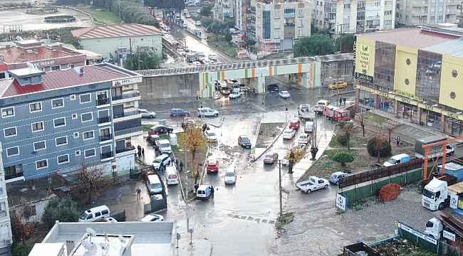 İzmir'deki selin boyutu gün ağarınca ortaya çıktı