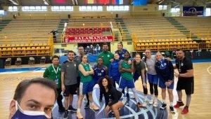 İzmit Belediyespor Euroleague Women'de ilk maçına çıkacak