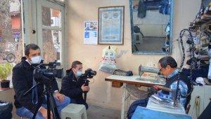 İznik'in yaşayan hazineleri belgesel oluyor - Bursa Haberleri