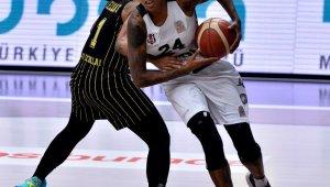 Kadınlar Basketbol Süper Ligi: Beşiktaş: 75 - Çankaya Belediyesi: 68