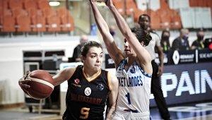 Kadınlar Euroleague: Basket Landes: 59 - Galatasaray: 78