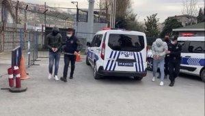 Kağıthane'de otobüs şoförünü ve oğlunu darp edenler gözaltına alındı