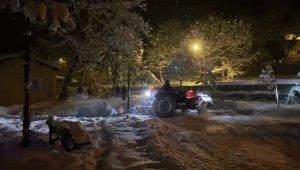 Kar keyfini doyasıyla yaşadılar - Bursa Haberleri