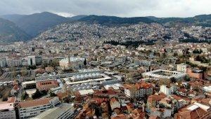 Kar, lodos ve yağmur Bursa'nın havasını temizledi - Bursa Haberleri