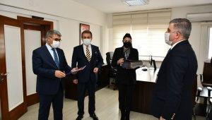 Karabük'te 53 emniyet personeline başarı belgesi verildi