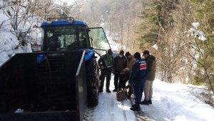 Karabük'te kaçak avlanan 4 kişi suçüstü yakalandı