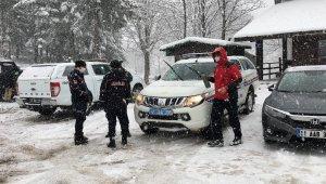Kartepe'de kaybolduğu iddia edilen vatandaş ekipleri harekete geçirdi