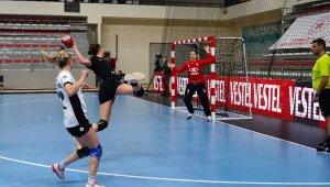 Kastamonu Belediyespor, EHF Cup'taki ilk galibiyetini aldı