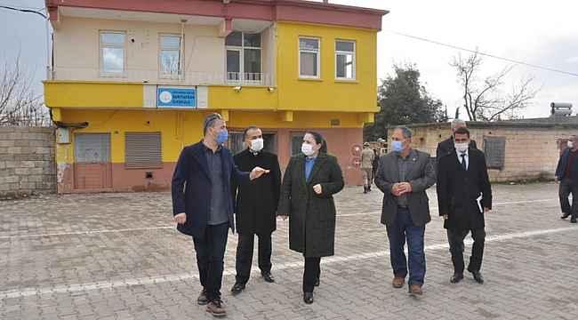Kaymakam Demir köy okullarını inceledi