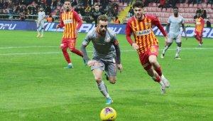 Kayserispor ile Başakşehir 23. randevuda