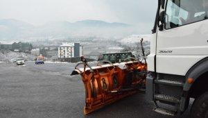 Kdz. Ereğli Belediyesi kar hazırlığını tamamladı