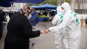 Kestel Belediyesi, vatandaşlara 20 bin sabun dağıttı - Bursa Haberleri