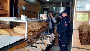 Kırıkkale'de zabıta ekipleri fırınları denetledi