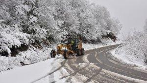 Kocaeli'de vatandaşlara yoğun kar yağışı uyarısı